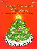 WP415 - Bastien Play-Along Christmas Book 1 - Book & CD by Jane Smisor Bastien (2001-01-01)