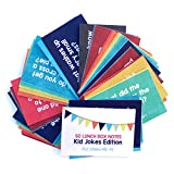 Designer Lunchbox Notes Jokes Edition - 50 Humorous Cards