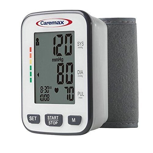 Blood Pressure Monitor with Easy to Read Digital Display - O