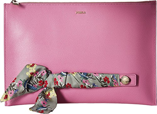 Furla Women's Babylon XL Envelope, Orchidea/Toni Sabbia, One Size by Furla