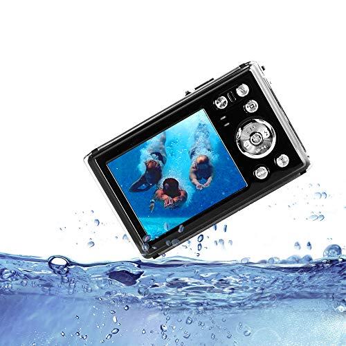 HG8011 Waterproof Digital Camera/ 4x Digital Zoom/ 12 MP/ 1080P FHD/...