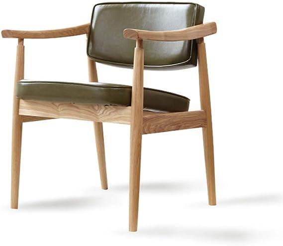 WYQSZ Sedie in Legno Moderne semplici, Sedia da scrivania