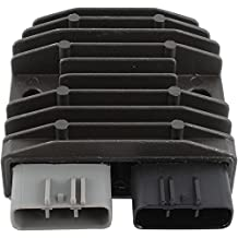DB Electrical AHA6058 New Voltage Regulator Rectifier for Honda TRX500FA,TRX500FA,TRX500FE,TRX500FGA,TRX680FGA,TRX680FA,TRX500FPM,TRX500TM,TRX500FM ,YFM5FG,YFM5FGH,Yamaha 550 Grizzly