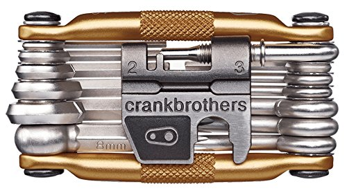 Crank Brothers Multi Bicycle Tool (19-Function, - Bike Tool Kit Set