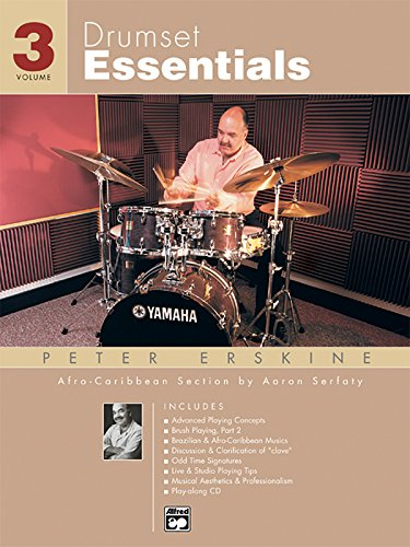 Drumset Essentials, Vol 3: Book & CD