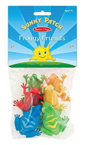 Melissa Doug Sunny Froggy Friends