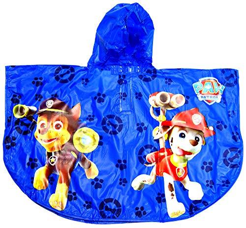- Paw Patrol. Raincoat, Children Raincoat, Waterproof, Official Licensed(3 Sizes) (Blue, 2A(92cm/36.2