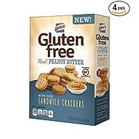 4-Pack Lance Gluten Free Crackers 5 Ounce Deals