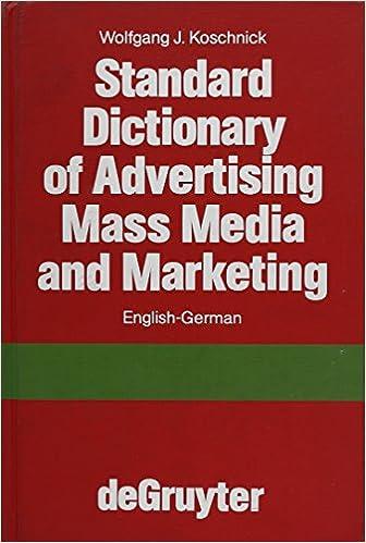 mass media advertising