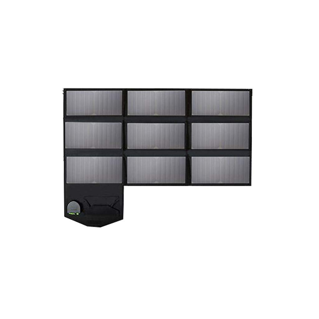 for ALLPOWERS Solar Charger 18V60W Solar Panel with 3 USB Ports Waterproof Foldable High Efficiency Outdoor Solar Battery Charger for Long Journey Outdoor Camping Mountain Climbing Free Adventure
