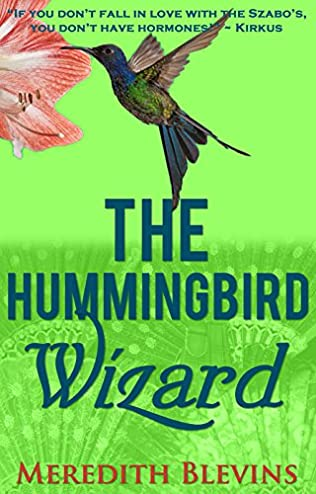 book cover of The Hummingbird Wizard