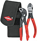 Knipex 00 20 72 V02 Set of 2 Pliers in Tool Case for Belt by Knipex