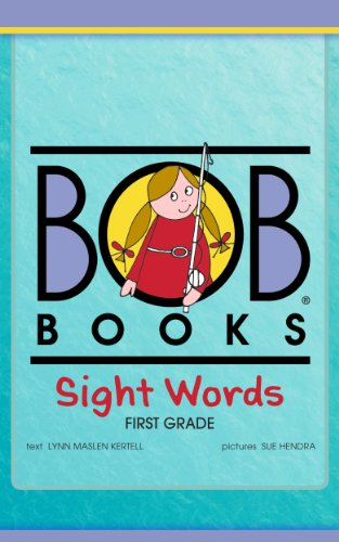 Bob Books Sight Words: First Grade