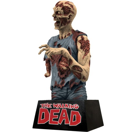Diamond Select Toys Walking Dead Zombie Bust Bank
