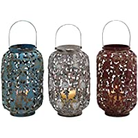 Benzara Skillfully Crafted Lantern with Stylish and Classy Touch