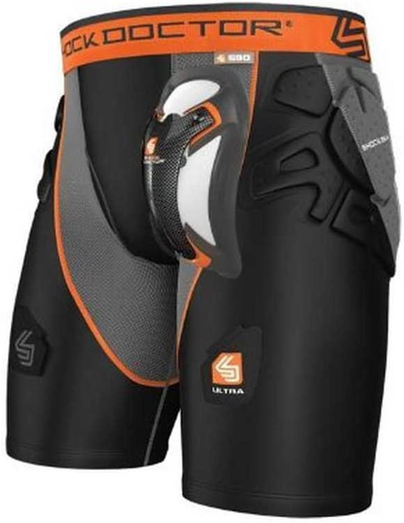 Ultra ShockSkin Hockey Short w//AirCore™ Hard Cup