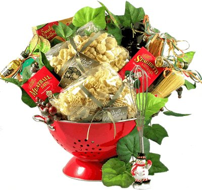 (Italian Christmas Holiday Gourmet Food Gift Basket - SIZE EXTRA LARGE)