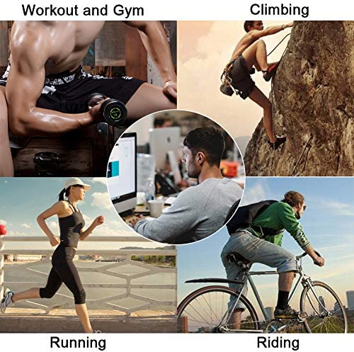 Gym Waist Trimmer for Women and Men,Sweat Wrap Belt,Belly Fat Slimming Waist Sweat Belt,Sauna Weight Trainer Suit for Lose Weight,Neoprene Ab Belt Low Back and Lumbar Support+Free Sample of Sweat Gel 8
