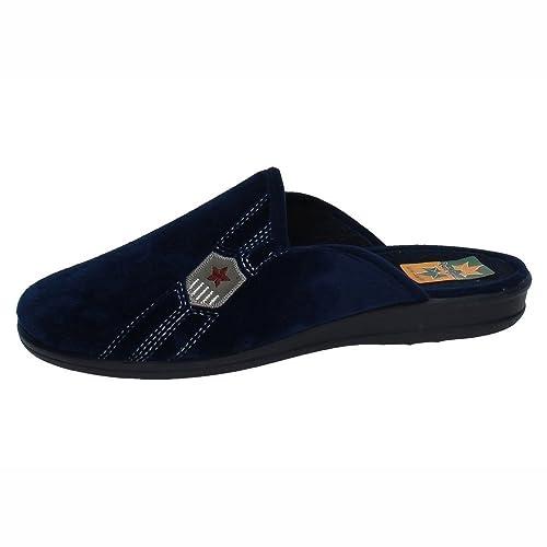 RUIZ BERNAL 958 Chinelas Color Azul Hombre Zapatillas CASA: Amazon.es: Zapatos y complementos