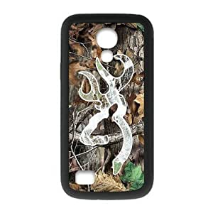Browning Logo SamSung Galaxy S4 mini Perfect Color Match Cover Case for Fans
