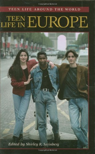 Teen Life in Europe (Teen Life around the World) Pdf