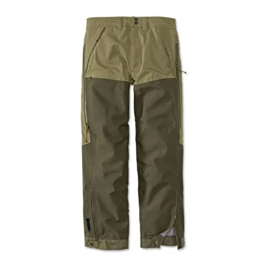 da4c87abc6830 Image Unavailable. Image not available for. Color: Orvis ToughShell  Waterproof Upland Pants ...