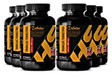 Sex drive booster - PREMIUM TRIBULUS TERRESTRIS EXTRACT 1000 Mg - Bodybuilding vitamins - 6 Bottle 540 Tablets