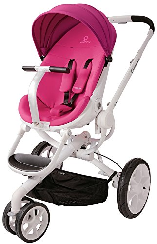 Quinny Moodd Stroller, Pink Passion