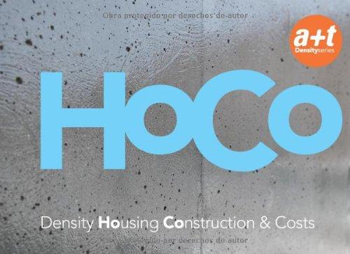 Descargar Libro Hoco. Density Housing Construction And Costs Aurora Fernández Per