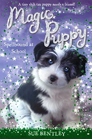 book cover of Spellbound at School
