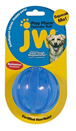 Playplace Squeaky Ball Medium Multicolor