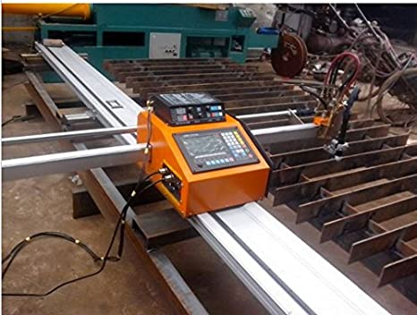 GOWE CNC máquina de corte por plasma Cortador portátil CNC llama altura controlador HTC: Amazon.es: Bricolaje y herramientas