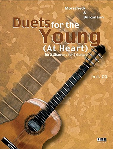 Duets for the Young (At Heart): für 2 Gitarren / for 2 Guitars