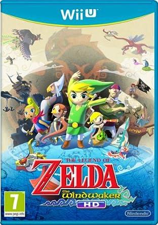 Nintendo Legend of Zelda - Juego (Wii U, Acción / Aventura, E10 + ...