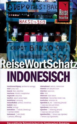 ReiseWortSchatz, Indonesisch