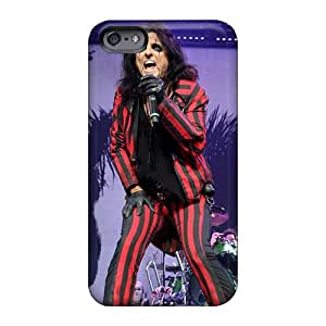 Premium [zTO940ORnW]alice Cooper Band Case For Iphone 6- Eco-friendly Packaging