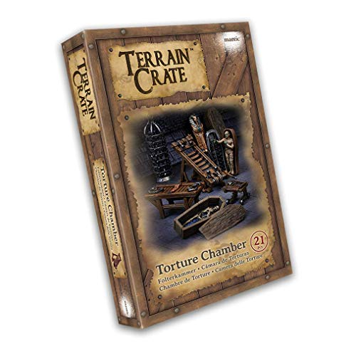 Terrain Crate - Torture Chamber - MANTIC Games for sale  Delivered anywhere in USA