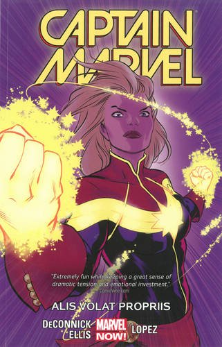Captain Marvel Vol. 3: Alis Volat Propriis -