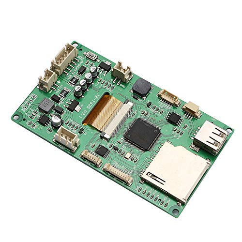 Zamtac JZ-TS35 3.5inch Full Color Touchscreen Display Board for Ramps&MKS GEN L 3D Printer @JH - (Color: Green) by GIMAX (Image #3)