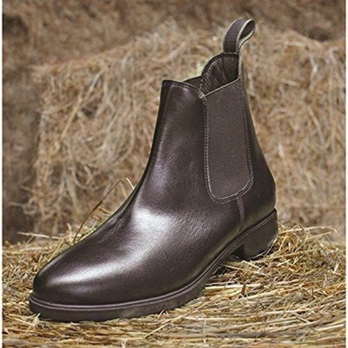 Mark Todd Toddy Jodhpur-Boots schwarz - schwarz
