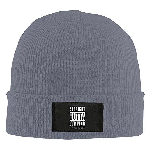Amone Straight Outta Comptons Winter Knitting Wool Warm Hat ()
