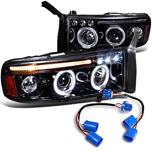 99 dodge 2500 led headlights - 5