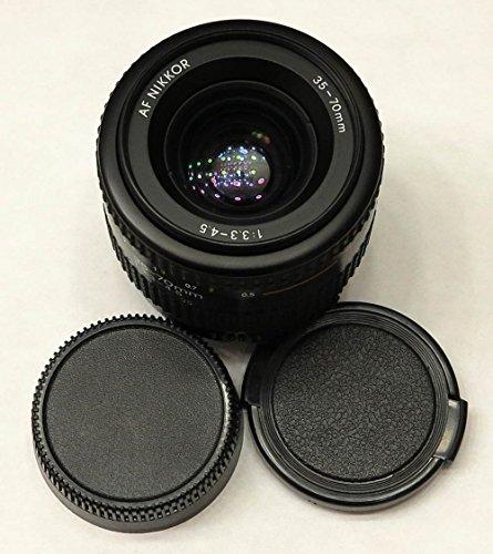 Nikon AF Nikkor 35-70mm f/3.3-4.5 Lens