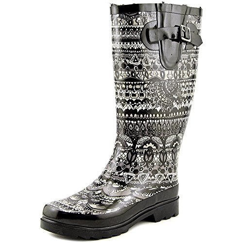 Sakroots Ladies Faux lined Rainboot