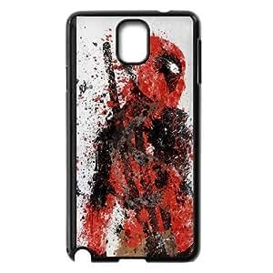 Deadpool Samsung Galaxy Note 3 Cell Phone Case Black K068841