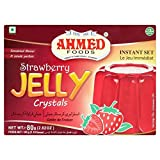 Ahmed Strawberry Jelly Halal 80g