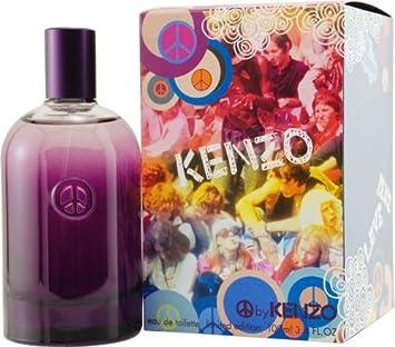 Peace by Kenzo for Women 3.4 oz Eau de Toilette Spray Limited Edition