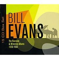 Riverside & Milestone Albums 1956-63