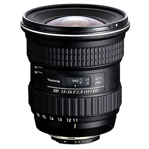 Tokina 11-16 mm / F 2,8 AT-X PRO DX para Canon: Amazon.es: Electrónica