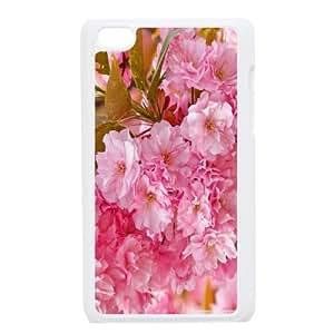 Kweet Flower Ipod Touch 4 Case Spring Cherry Blossom Hd, Flower, {White}